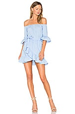 Lovers + Friends Cora Dress in Baby Blue
