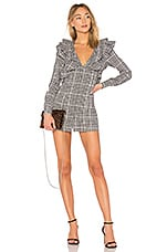 Lovers + Friends x REVOLVE Nora Dress in Spring Plaid