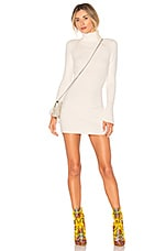 Lovers + Friends Unstoppable Dress in Marshmallow