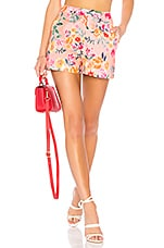 Lovers + Friends Tracy Short in Sunset Floral
