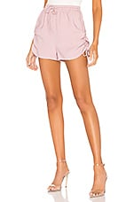 Lovers + Friends Charade Shorts in Lilac