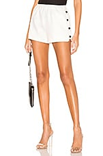 Lovers + Friends Everlyn Shorts in White