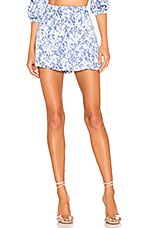 Lovers + Friends Cox Short in French Blue