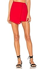 Lovers + Friends Stargazer Skort in Fire