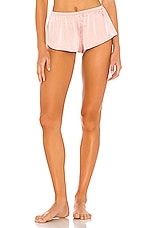 Lovers + Friends Indra Short in Blush