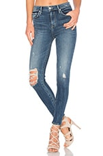 Lovers + Friends Mason High-Rise Skinny Jean in Larchmont