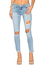 Lovers + Friends Ricky Skinny Jean in Pacific