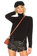 Lovers + Friends Delridge Sweater in Black
