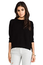 for REVOLVE Ava Pullover in Black