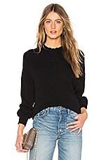 Lovers + Friends Spades Sweater in Black