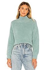Lovers + Friends Maelie Sweater in Aqua