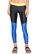 WORK by Lovers + Friends Olivia Legging en Royal Blue