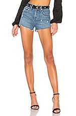 Jack High Waisted Short in Las Palmas