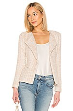 Lovers + Friends Pacey Jacket in Cream
