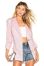 Lovers + Friends Tilda Jacket in Light Pink