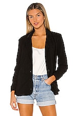 Lovers + Friends Kamille Blazer in Black
