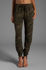 for REVOLVE Smocked Trouser in Camo