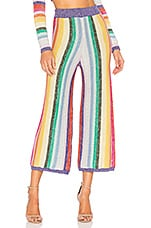 Lovers + Friends Believe Pant in Multi Color