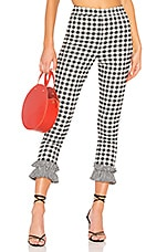 Lovers + Friends Patterson Pant in Checkers
