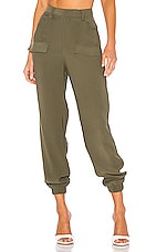 Lovers + Friends Arianna Pants in Olive
