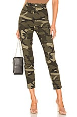 Lovers + Friends Porter Pants in Camo