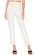 Lovers + Friends Louis Pant in Ivory
