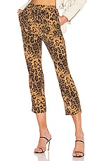 Lovers + Friends Knoll Pants in Leopard