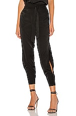Lovers + Friends Macie Pants in Black