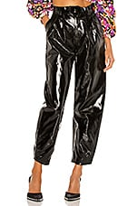 Lovers + Friends Orson Pant in Black