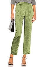 Lovers + Friends Overland Pant in Olive Green