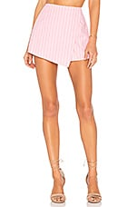 Lovers + Friends Stargazer Skort in Guava