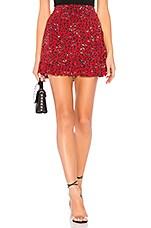 Lovers + Friends Lena Mini Skirt in Sahara Cheetah