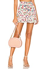 Lovers + Friends Marty Mini Skirt in Peony Floral