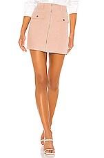 Lovers + Friends Jayne Skirt in Blush