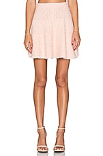 x REVOLVE Be Flirty Skirt in Light Pink