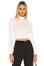 Lovers + Friends Lexie Top in White