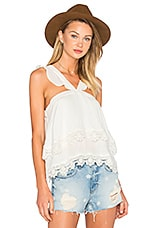 Lovers + Friends Destined Top in Ivory