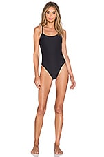 Lovers + Friends X Marks The Spot One Piece in Black