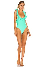 Lovers + Friends Crazy For You One Piece in Mint