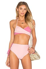 x REVOLVE x Alexis Ren Sandy Top in Pink Colorblock