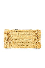 Lovers + Friends Lana Clutch in Natural