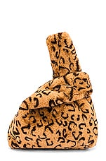 Lovers + Friends Laura Tote Bag in Leopard