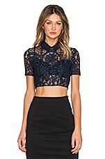 TOP CROPPED HALO