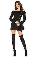 LPA Dress 586 in Black
