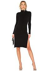 LPA Dress 372 in Black