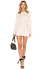 LPA Dress 604 in Almond Milk