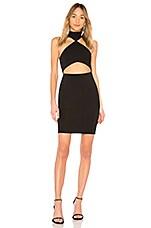 LPA Dress 638 in Black