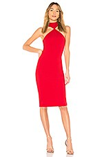 LPA Dress 232 in Red