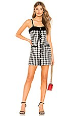 LPA Mariya Dress in Black & White