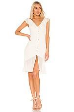 LPA Ciro Dress in Ivory